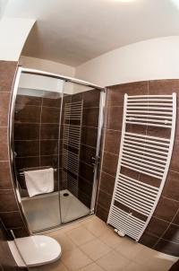 Koupelna - Apartmá pro 4 osoby v Jeseníkách - ubytování Jeseníky